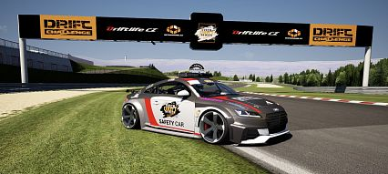 RD1 CDS Brudra Virtual Drift Challenge - Most